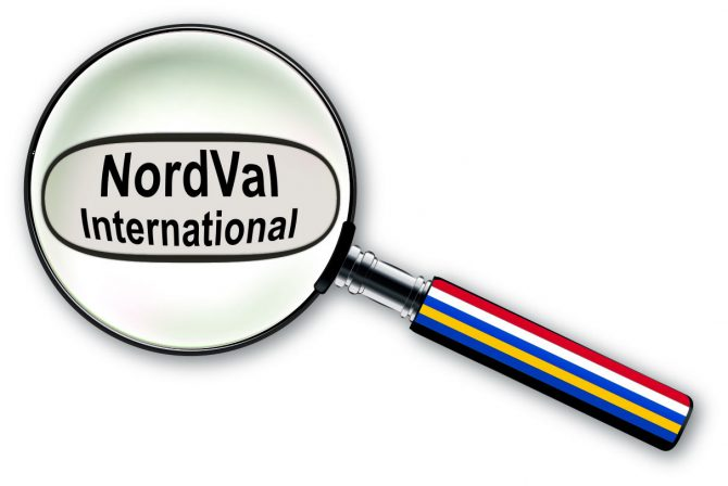 Nordval International Certificate for LactoSens