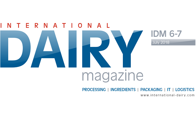 International Dairy Magazine appreciates NordVal validation